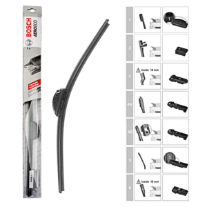Υαλοκαθαριστήρες Bosch aero eco σιλικόνης