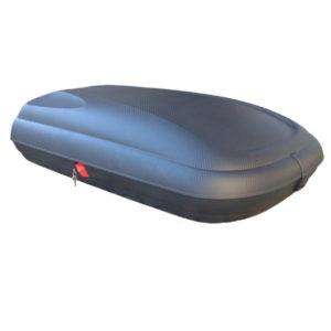 Μπαγκαζιέρα Οροφής BA320 320Lt Γκρι  CARBON