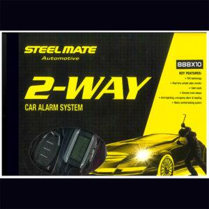 Συναγερμός Αυτοκινήτου STEELMATE 2WAY 888x10