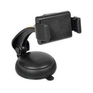 Βάση κινητού TWIST-2 με βεντούζα περιστρεφόμενη 360ο για ταμπλό και τζάμι 55>85mm