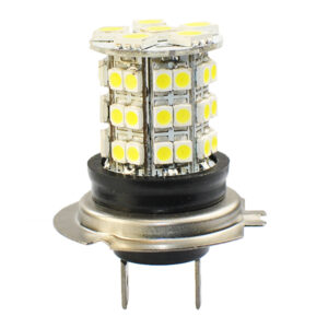 H7 12V PX26d 6W LED 6xSMD5050 PREMIUM ΛΕΥΚΟ 1ΤΕΜ.