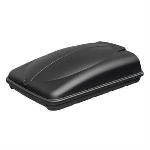 Μπαγκαζιέρα Οροφής Box 350 Μαύρη Ανάγλυφη Υφή 350 ltrs