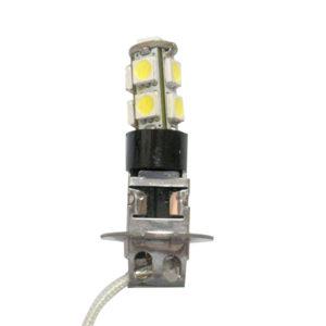 ΛΑΜΠΑ Η3 12V HYPER-LED 12led PK22s