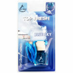 Jean albert car perfume – blue sky