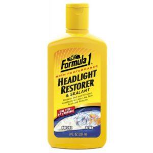 Αλοιφή καθαρισμού και ξεθαμπωμα φαναριών Headlight Restorer & Sealant