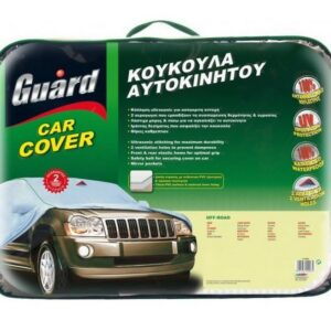 Κουκούλες Αυτοκινήτου Guard Car Cover Suv Off-Road Large