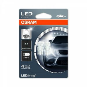 Λάμπες Αυτοκινήτου Osram W5W LEDriving Standard Cool White 12V 2τμχ