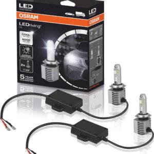 Λάμπες Αυτοκινήτου Osram Η7 LEDriving HL Cool White 12V/24V 2τμχ
