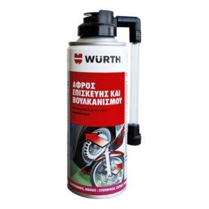 Αφρός επισκευής ελαστικών της Wurth