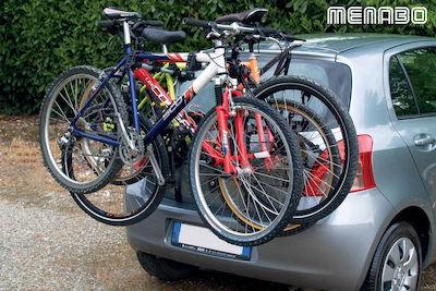 Βάση ποδηλάτου πορτ μπαγκαζ οφέλη