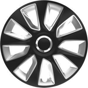 Τάσια αυτοκινήτου stratos 118302 black & silver rc 14''