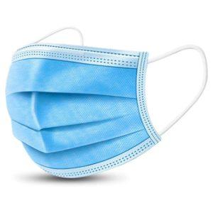 Μάσκες Προστασίας Χειρουργικές μιας χρήσης 3ply με λάστιχο